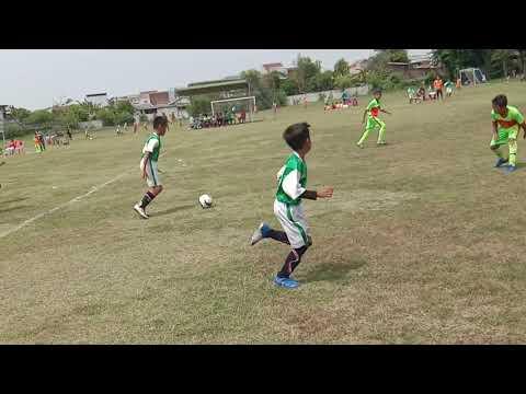 Turnamen Piala Ssb SFF KU-2009, SURYANAGA Galing VS Bintang Timur 2-0 Babak Penyisihan