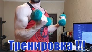 Упражнения в домашних условиях для похудения с гантелями