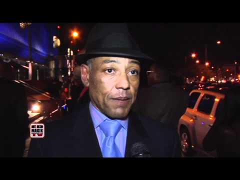 John Carlo Esposito Red Carpet Interview at NAACP 42nd Annual Image Awards Event