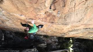 Tommy Caldwell Climbs The Four Hardest Routes at the Monastery