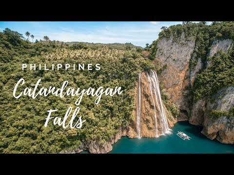 Masbate's BEST kept Wonder Of The World - Catandayagan Waterfall