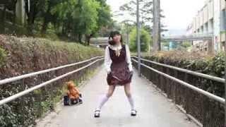 SNH48 Team NII member Yi Jiaai 'Gravity=Reality' dance cover http://shanghai48.tumblr.com/members/yi-jiaai ...