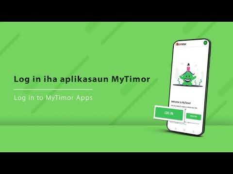 MyTimor - How to Order