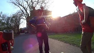 Longboarding :: COPS CALLED