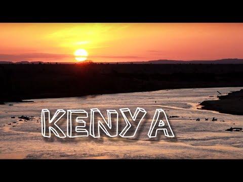 Kenya Safari - Tsavo East National Park 4K