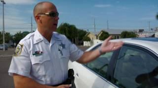Car Burglary Safety Tip