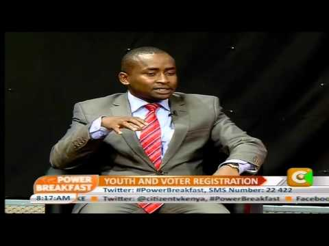 Power Breakfast: Youth and Voter Registration