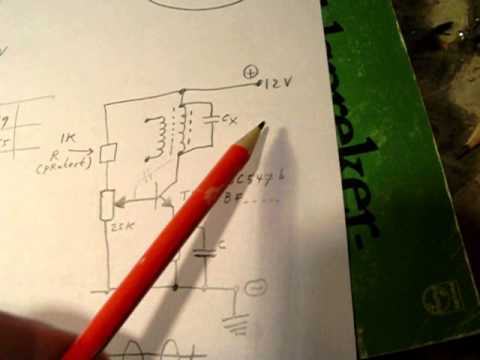 oscillators with coils/transformers, part 1