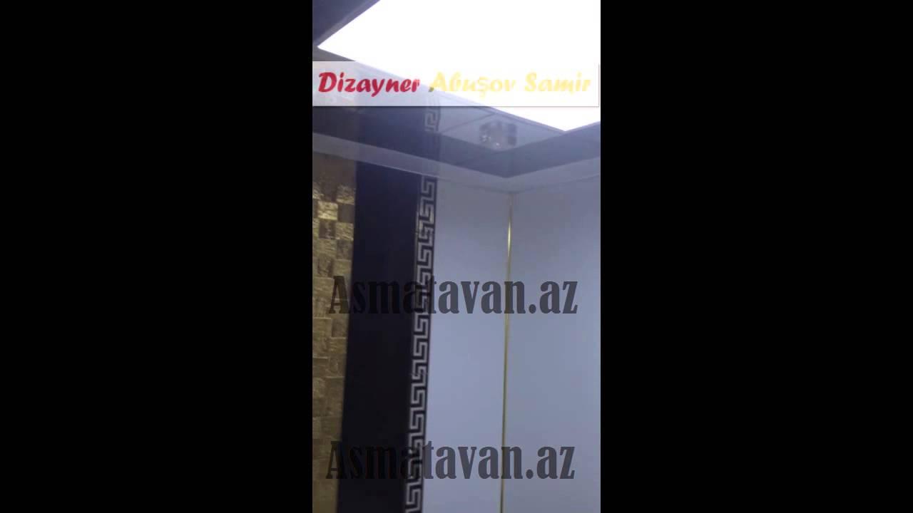 Modern asma tavan modelleri ehil ustalar - Asma Tavan Modern Uslubda 1 Asma Tavan Modell Ri Az Rbaycan V Rusiyada