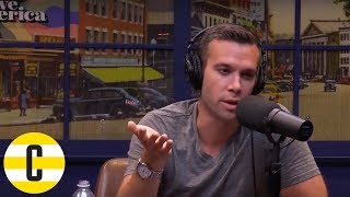 """""""They're coming for your health care.""""    Pod Save America recording stream"""