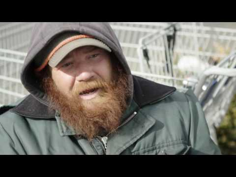Faces Of Homelessness - Al