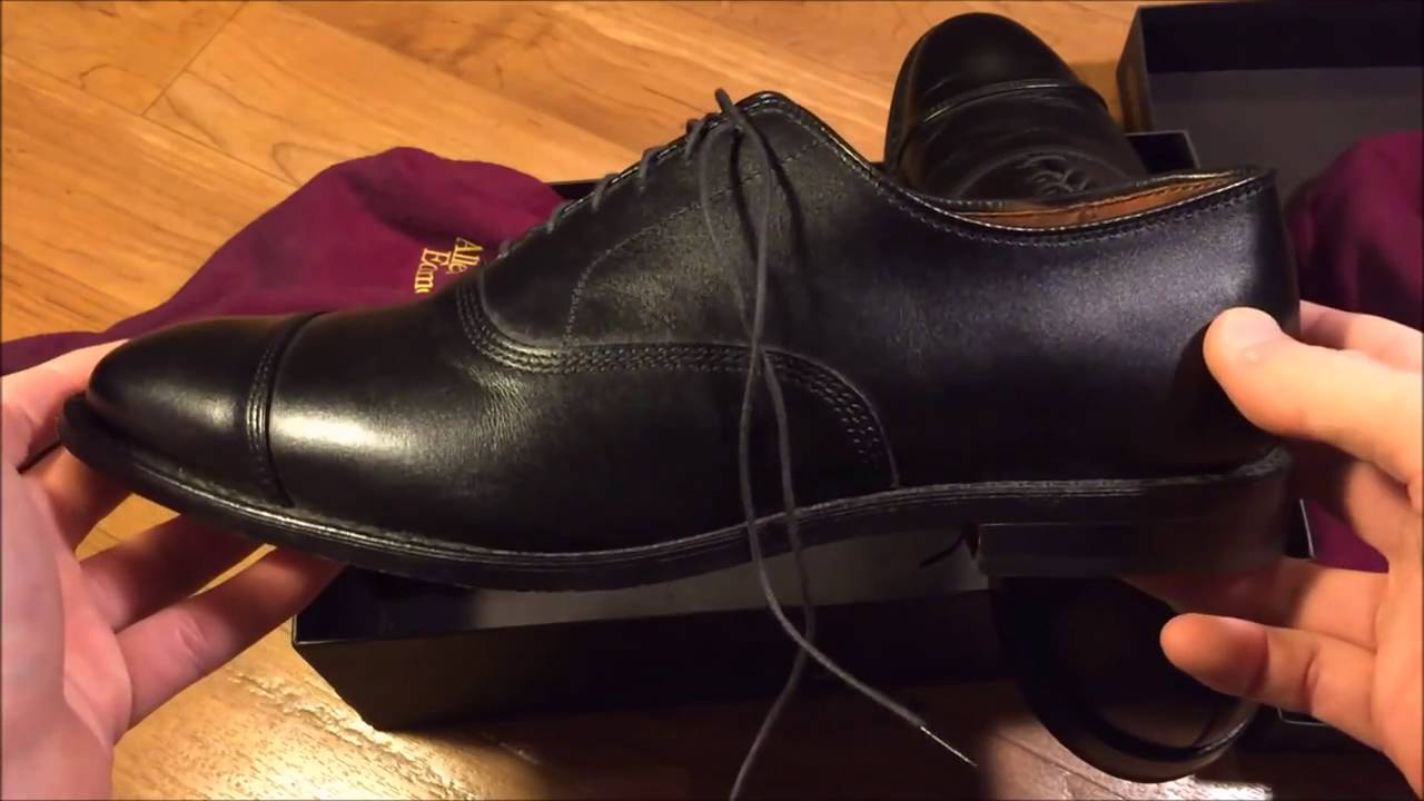 Allen Edmonds Men's Park Avenue Cap Toe Oxford