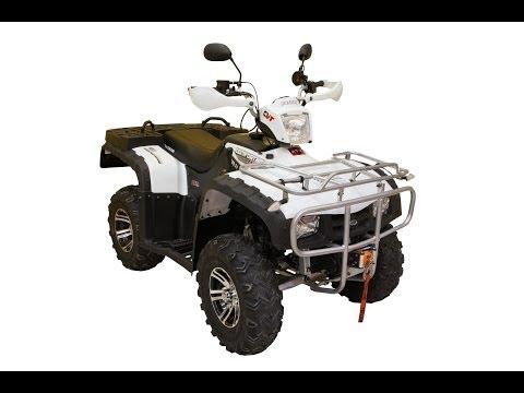 Обзор и тест-драйв квадроцикл BASHAN BS 250 S - 24 от АРТМОТО