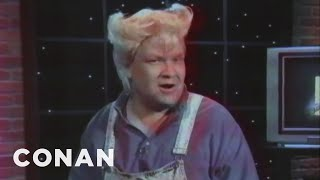 Remember When Andy Was An MTV VJ?  - CONAN on TBS