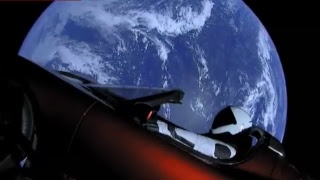 🔴 LIVE: Starman Driving in Space after Successful Heavy Falcon Launch SpaceX Real-time Updates