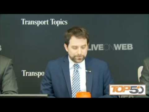 Transport Topics LiveonWeb Top 50 Logistics Companies