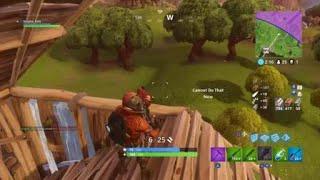 Fortnite Build battle Clip