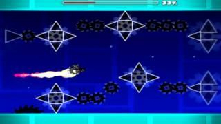 Geometry Dash [Insane] Funky Funky + Hidden Road by Dropboxxx2