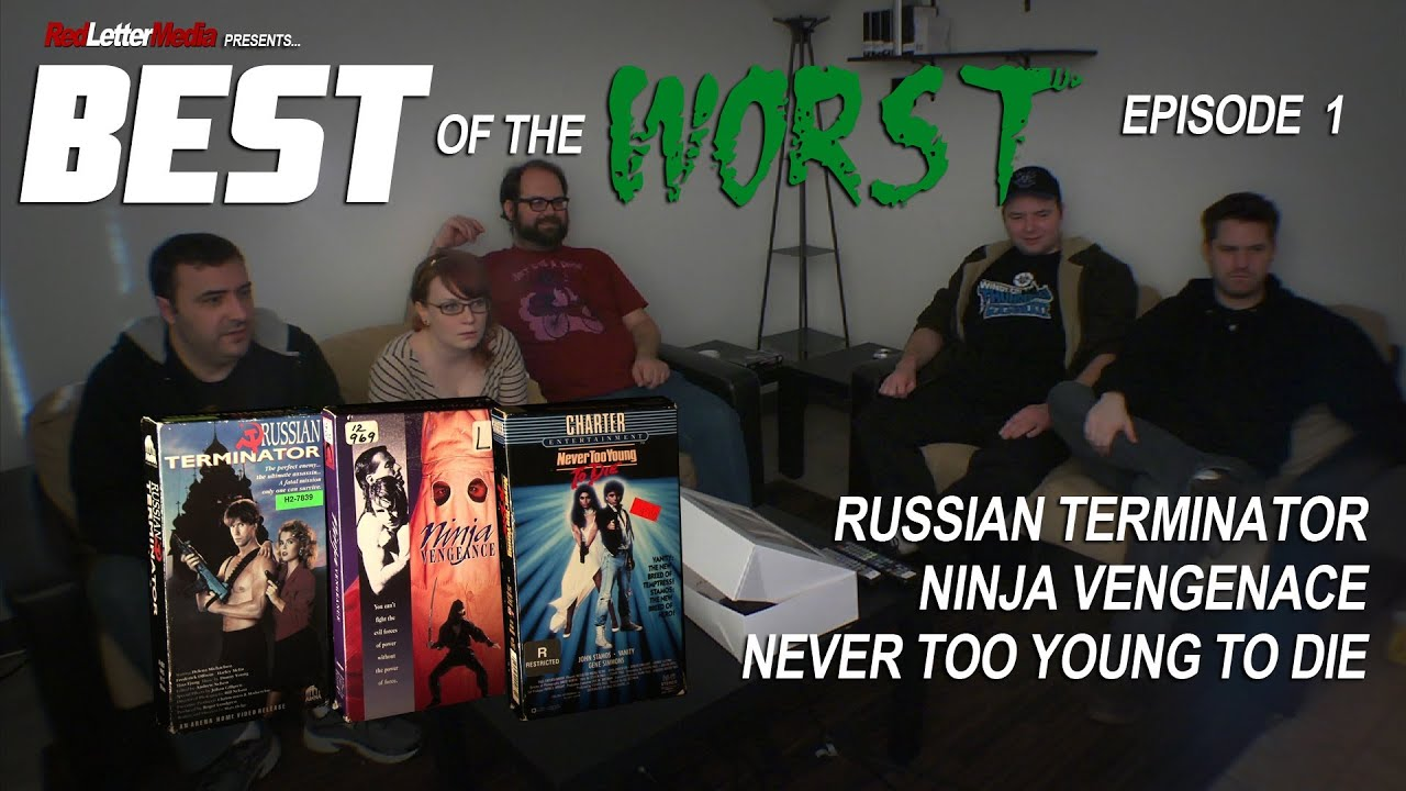 red letter media best of the worst best of the worst episode 1 27465