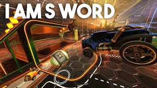 Rocket League Gameplay :: I AM S WORD!