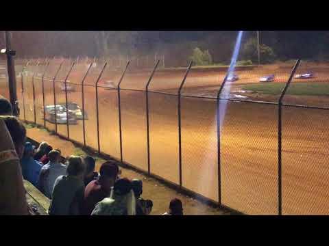 Blue Ridge Outlaw LateModels Harris Speedway 7/7/18