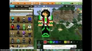 Как скачать скин на Minecraft