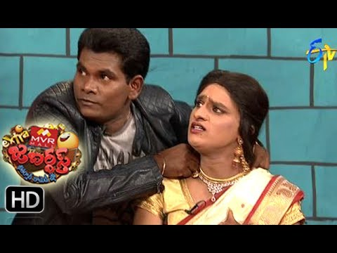 Chammak Chandra Performance | Extra Jabardsth | 21st July 2017| ETV  Telugu