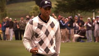 Presidents Cup Moments: Tiger Woods in 2009