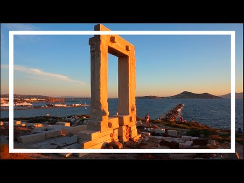 Naxos Greece | Travel Diary