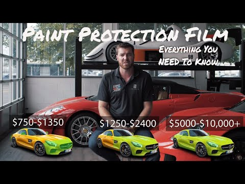 What You MUST Know About Paint Protection Film | How Much Does PPF Cost?