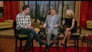 Freddie Prinze Jr. on Regis and Kelly 1/13/10