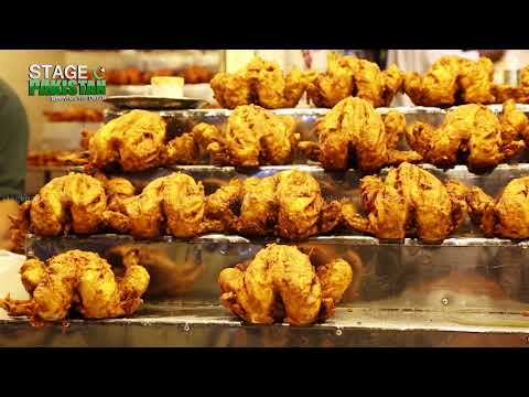 Tastes of Rawalpindi - Stage Pakistan