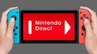 ANOTHER NINTENDO DIRECT THIS MONTH!!