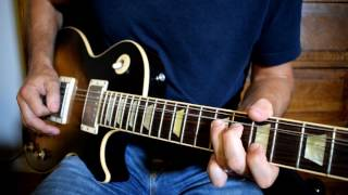 Pink Floyd - Money solo cover