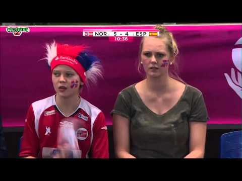 Norway VS Spain IHF Women's Handball World Championship Denmark 2015