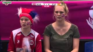 Norway VS Spain IHF Women