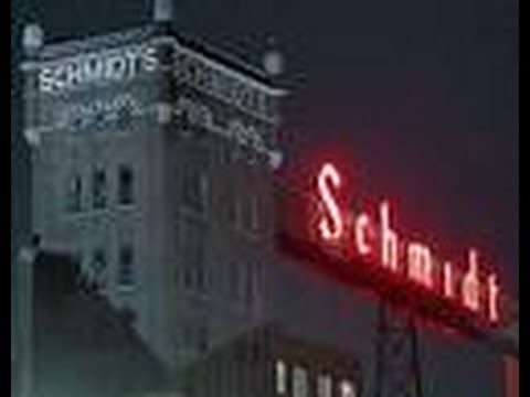 The Untold Story of the Schmidt Brewery Sign, St. Paul, MN