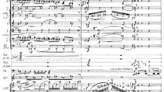 Three Pieces for Orchestra, Op.6 by Alban Berg + Full Score
