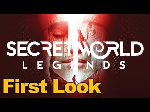 Secret World Legends Gameplay First Look – MMOs.com