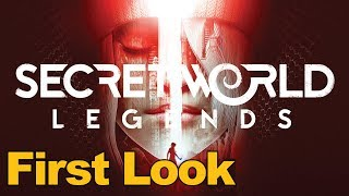 Secret World Legends Gameplay First Look - MMOs.com