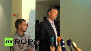 Ukraine: OSCE deputy chief recalls coming under fire near Donetsk
