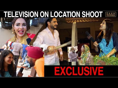 """Television"" On Location Shoot 