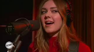 "First Aid Kit performing ""It's A Shame"" Live on KCRW"