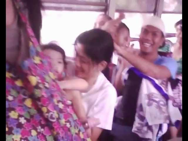 Bus Ride to Laguna