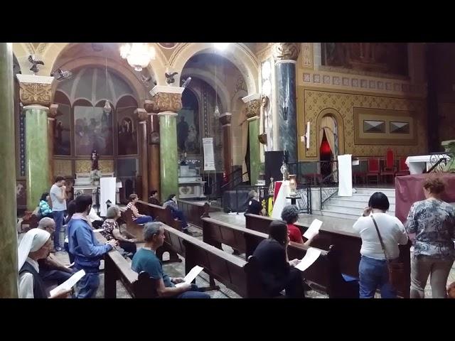 Paróquia: Basílica Menor de Nossa Senhora da Conceição Aparecida, São José do Rio Preto/SP