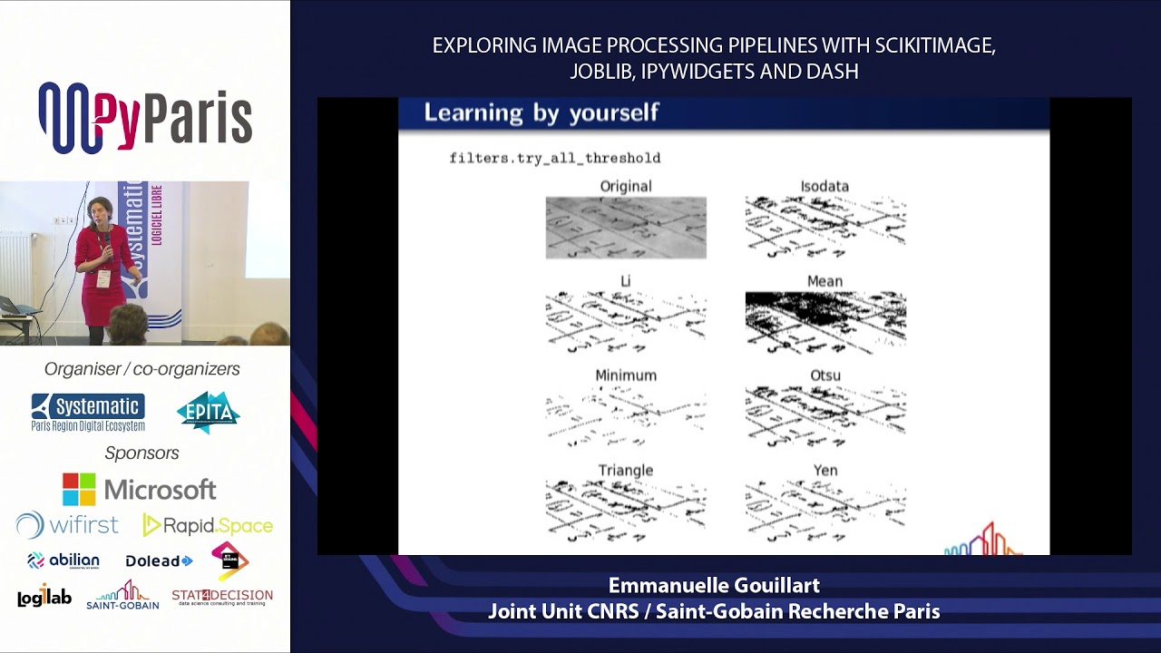 Image from Exploring image processing pipelines with scikit-image, joblib, ipywidgets and dash