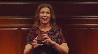 THE UNFREEZING OF A PRINCESS, Behind the Mask of a Modern Woman | Märtha Louise | TEDxAmsterdamWomen