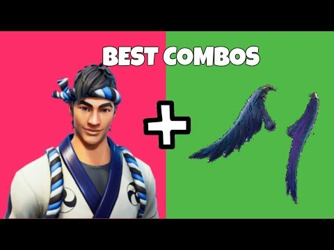 Best Combos With Dark Wings