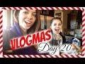 VLOGMAS DAY 20❄ BOWLING & PARTIES!