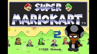 Throwback: Super Mariokart - Musing and Racing with DKJ